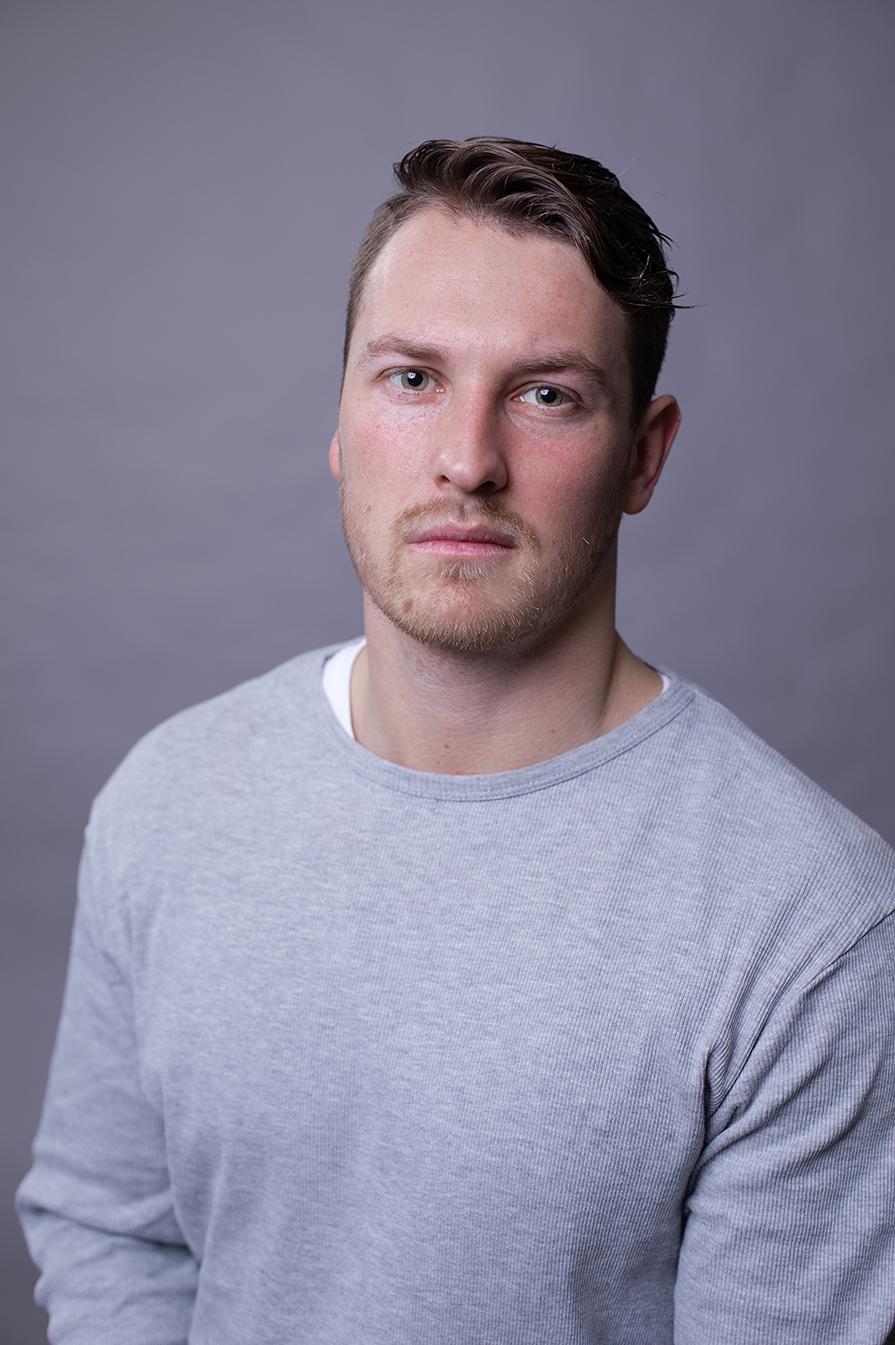 Mike Lingen - foto Mascha Jansen